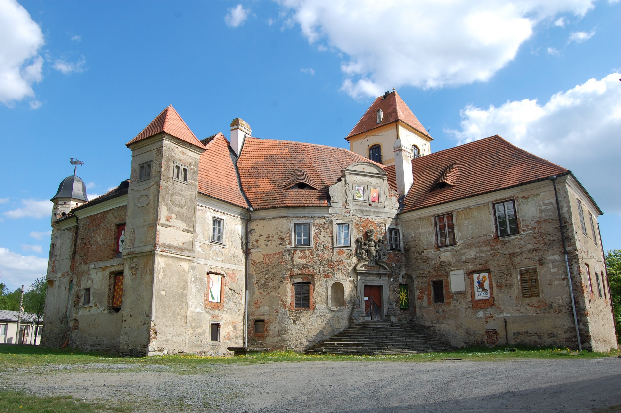 O zámku Poběžovice